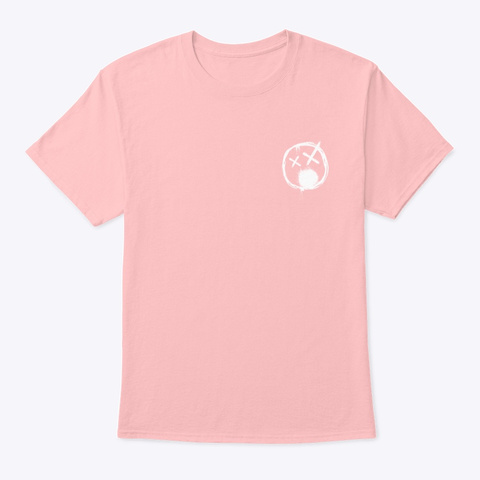 Why Wait Till May T Shirt  Pale Pink T-Shirt Front