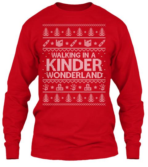 4c6f693ac8e Kindergarten Christmas - walking in a kinder wonderland Products ...
