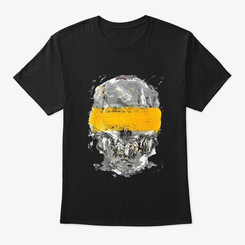 Bound Black T-Shirt Front