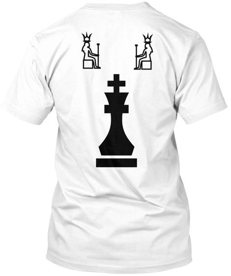 Mlow Official White T-Shirt Back