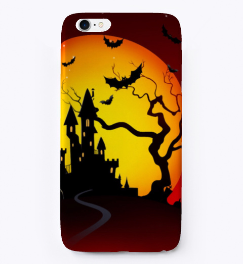 #Halloween Party Night Best Phone Cases Standard T-Shirt Front