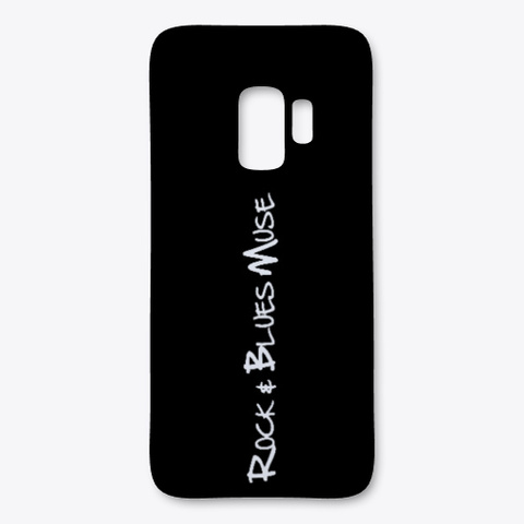 Samsung Case Rbm Logo Black T-Shirt Front