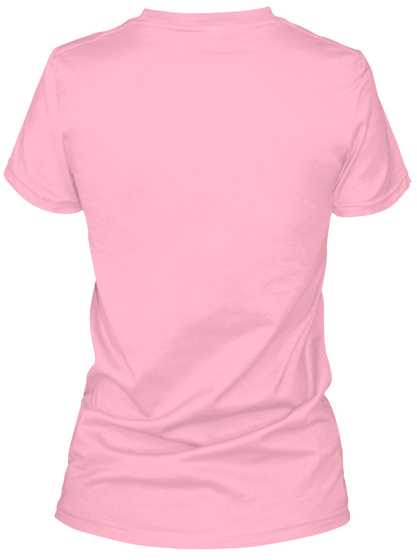 Be Your Own Dream Date Pink Women's T-Shirt Back