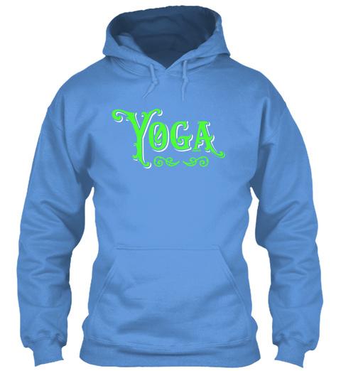 Yoga Carolina Blue T-Shirt Front
