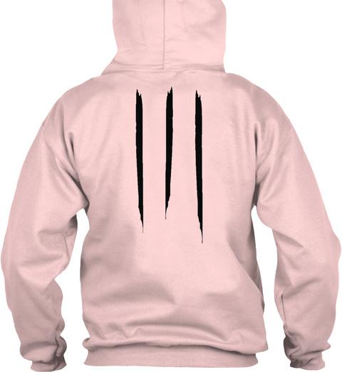 Promotion Hoodie Og Light Pink T-Shirt Back