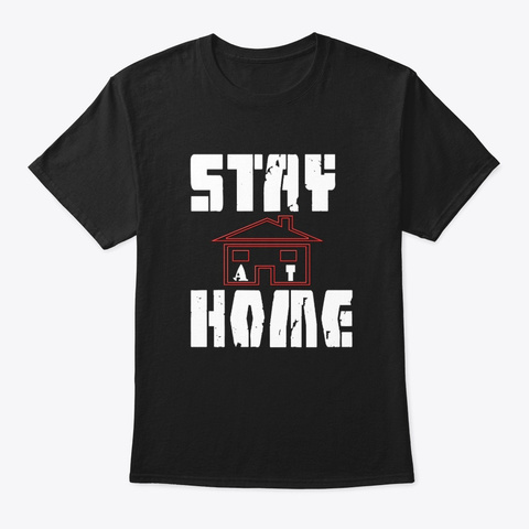 stay at home t shirt