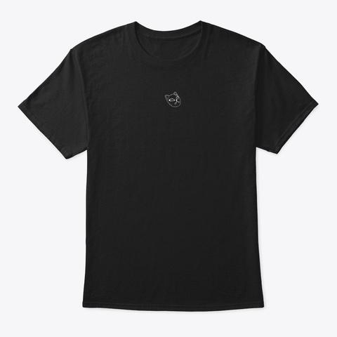 Tanjiro Tradi Black And Green Black T-Shirt Front