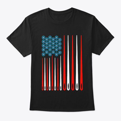 Quilting sewing USA Flag t-shirt Unisex Tshirt