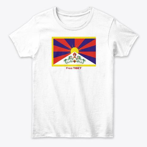 Thetruthco.Com White T-Shirt Front
