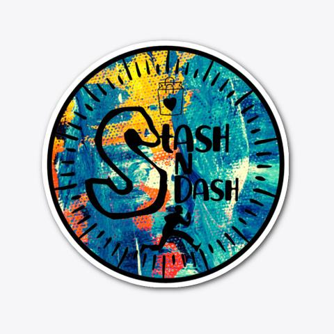 Stash' N Dash Round Standard T-Shirt Front