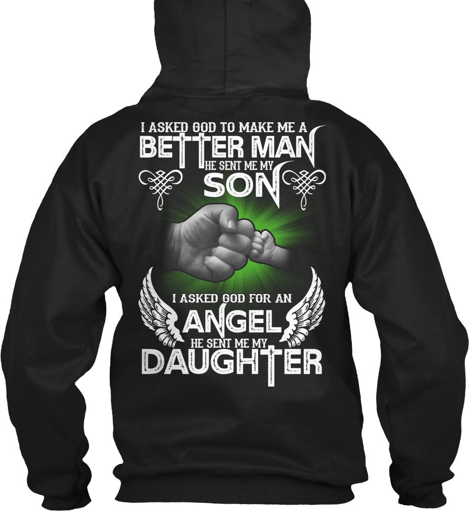 My Son - better man :D