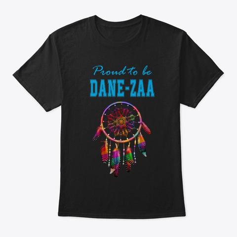 Dane Zaa Dream Catcher Black T-Shirt Front