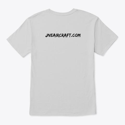 Spirit Of St. Louis Light Steel T-Shirt Back