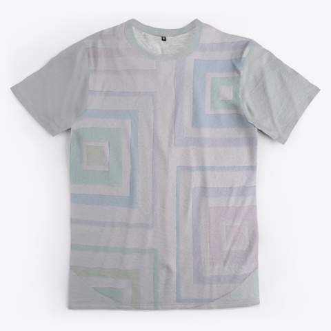 Kg 133 Light Grey T-Shirt Front