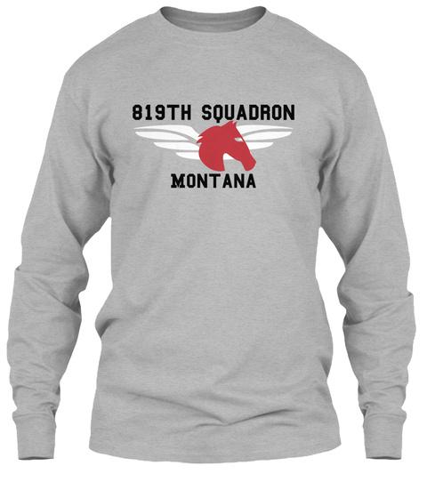 819th Squadron long sleeve t-shirt Unisex Tshirt