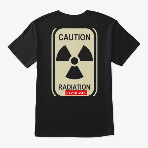 Noob Radioactive Black T-Shirt Back