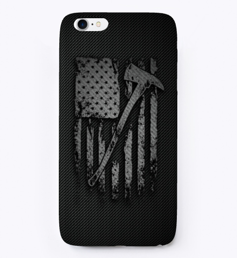 Carbon Fiber Iphone Case >> Firefighter Usa Carbon Fiber Iphone Case Products From One Nation