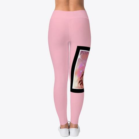 Haley Girl Fun334 Pink T-Shirt Back