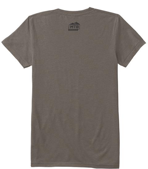 Mtb Coffee T-Shirt Back
