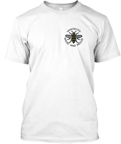 60317abbdc7d Manchester Bee T Limited Edition Products from Trending T-shirts ...