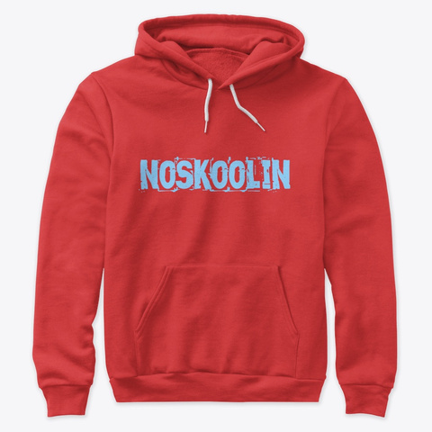 No S Koo Li N Hoodies Red Camiseta Front