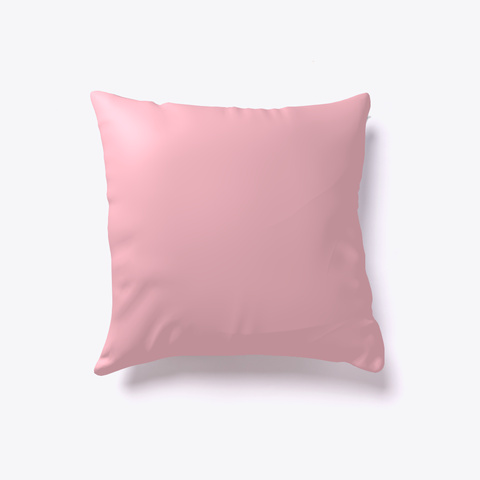 Roses Pillow Pink T-Shirt Back