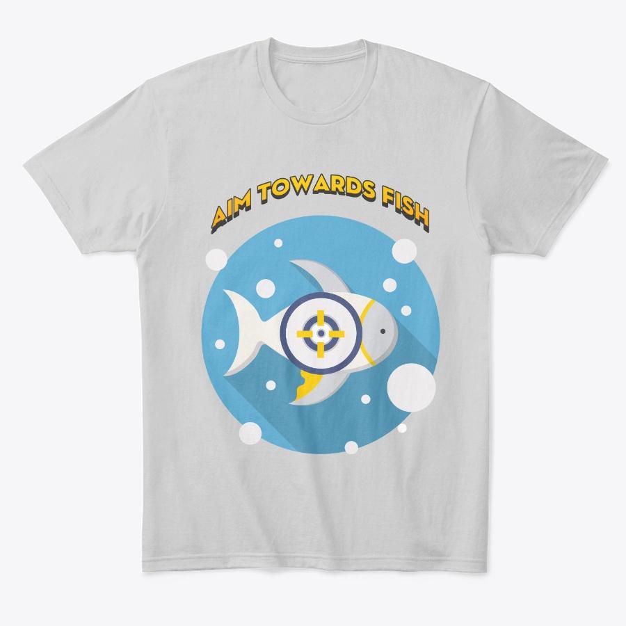 Aim Towards Fish T-shirt 2019 SweatShirt