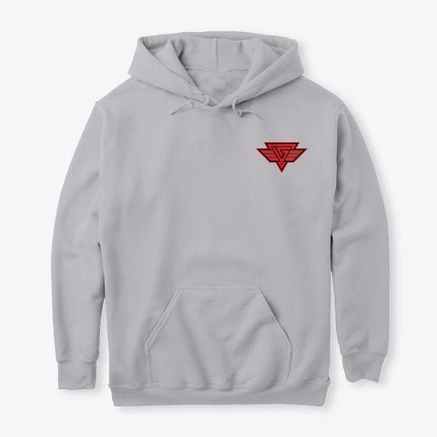 Val's Patriot Line Sport Grey T-Shirt Front