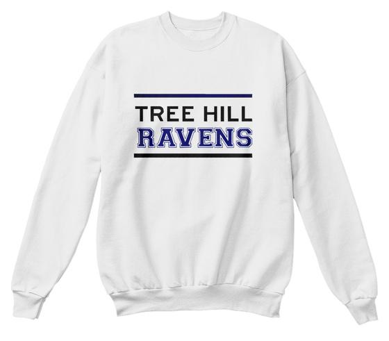 Tree Hill Ravens  Sweatshirt Front