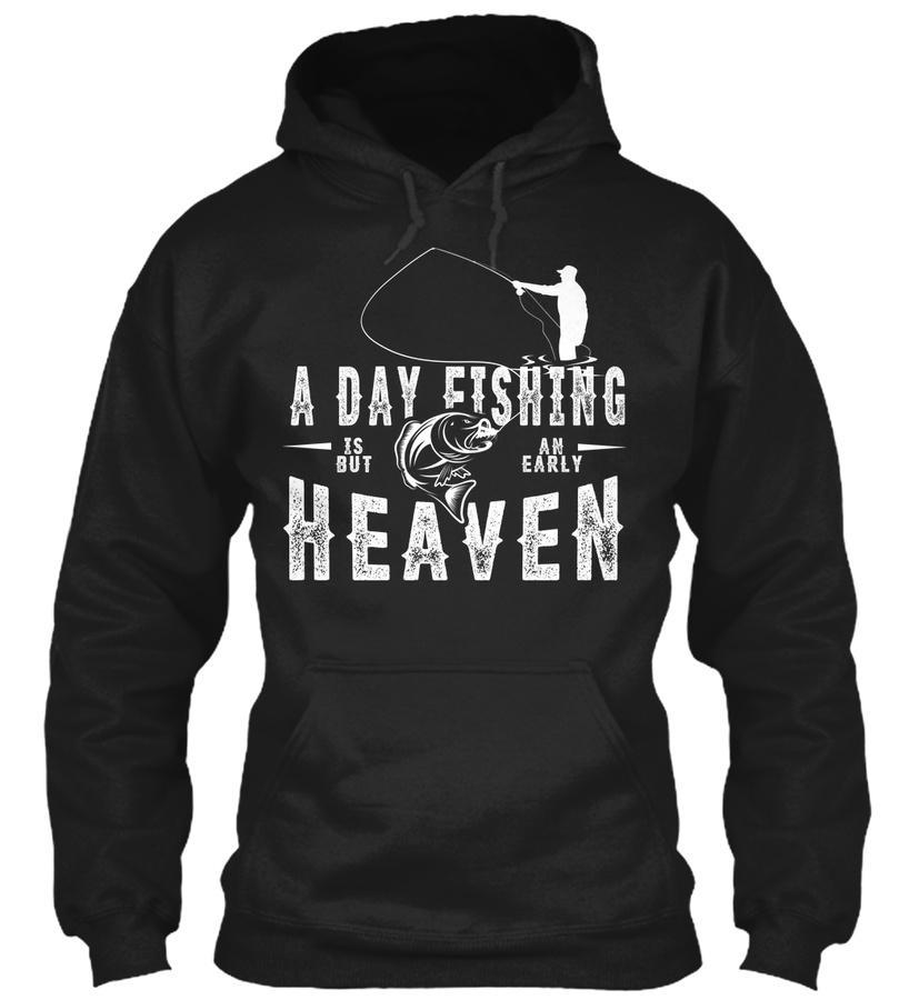 A Day Fishing Unisex Tshirt