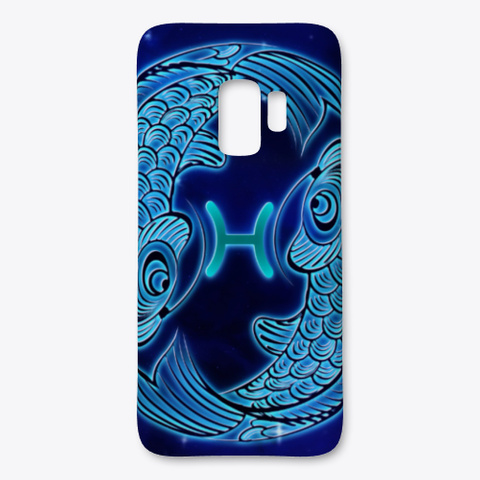 Pisces Samsung Phone Case 2020 White T-Shirt Front