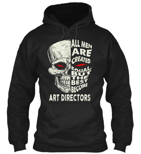Art Directors Black T-Shirt Front