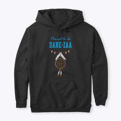 Dane Zaa Arizona Dreamcatcher Black T-Shirt Front