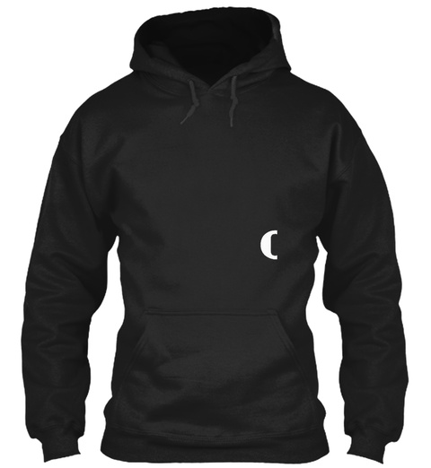 Classysassy & A Bit Smart Assy Black Sweatshirt Front