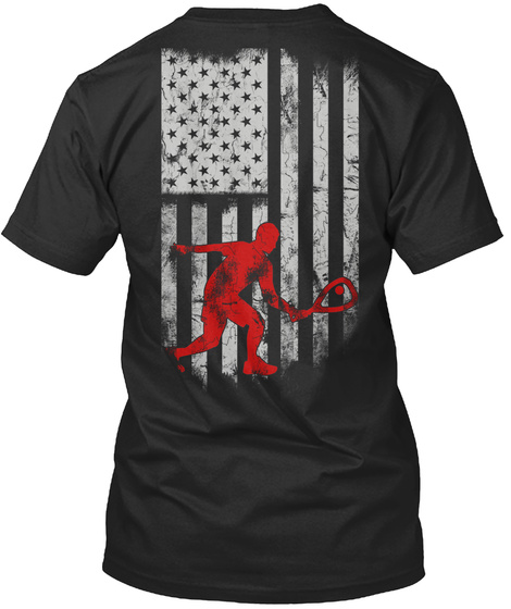 Squash Limited Edition Black T-Shirt Back
