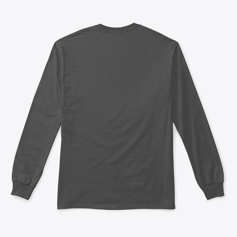 Dkyk Black Charcoal T-Shirt Back