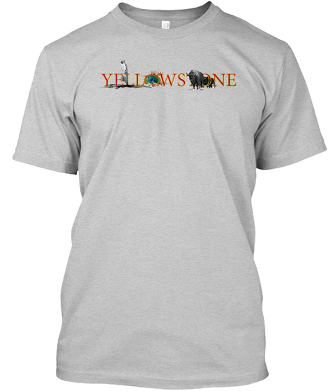 Yellows One Light Steel T-Shirt Front