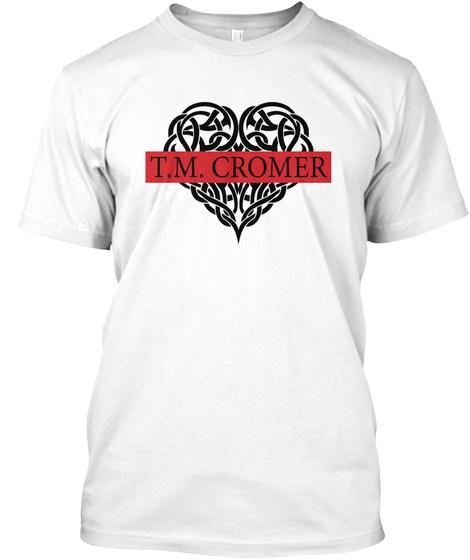 Tm Cromer White T-Shirt Front