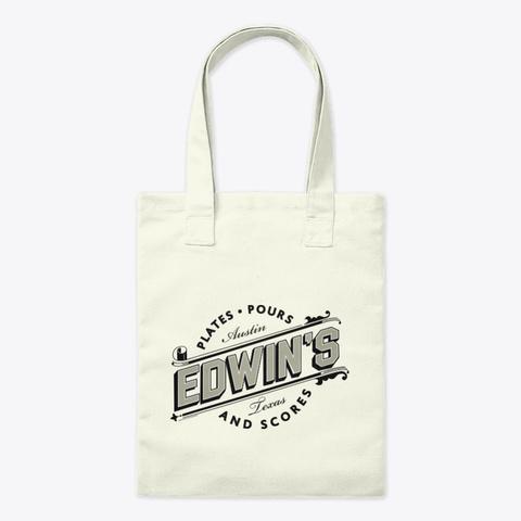 Edwin's Og Tot Natural T-Shirt Front
