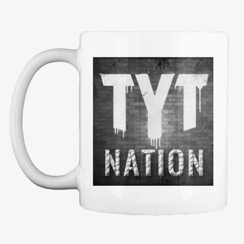 Tyt Nation Mug White Mug Front