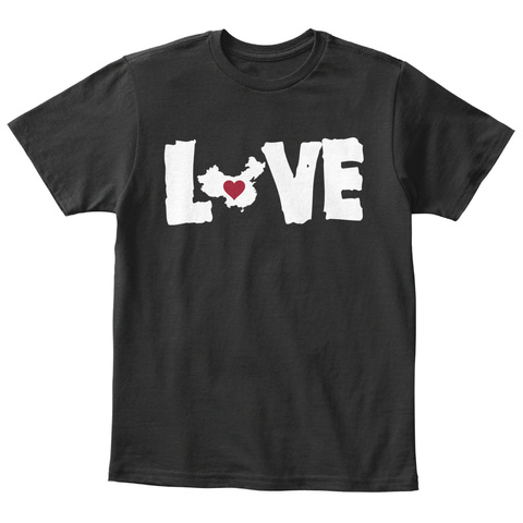 L    Ve Black Camiseta Front