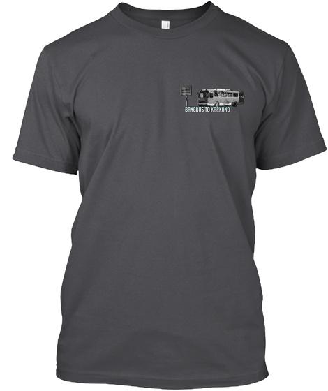 B2k Member Charcoal T-Shirt Front