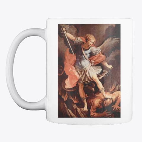 Your Morning Prayer Mug White T-Shirt Front