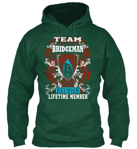 Bridgeman Team Reunion Bottle Green T-Shirt Front