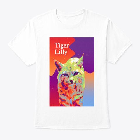 Tiger Lilly Modern Unisex Tshirt
