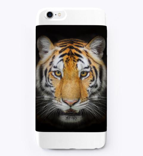 Tiger I Phone Case Standard T-Shirt Front