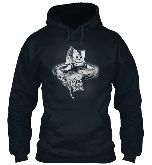 Love Cat 10 Sweatshirt Front