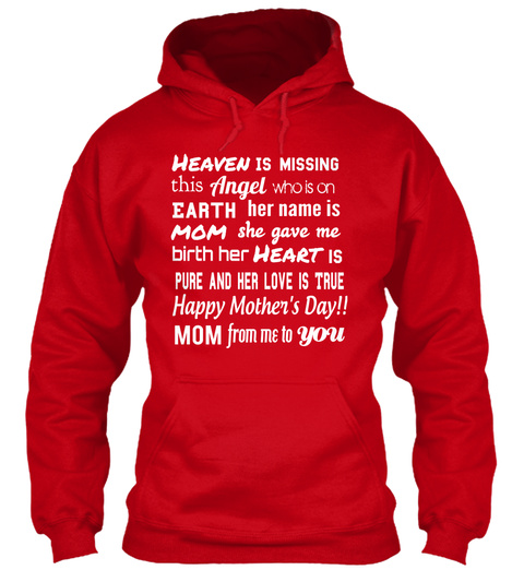 Mothers Day Love Poem Shirt