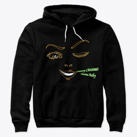 Side Walk Fun Fashion & Tees Black T-Shirt Front
