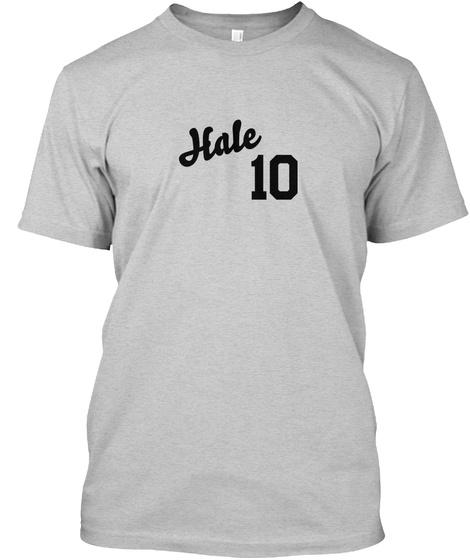 Hale Varsity Legend Light Steel T-Shirt Front